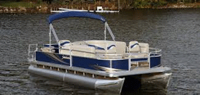Picture of 20' Pontoon